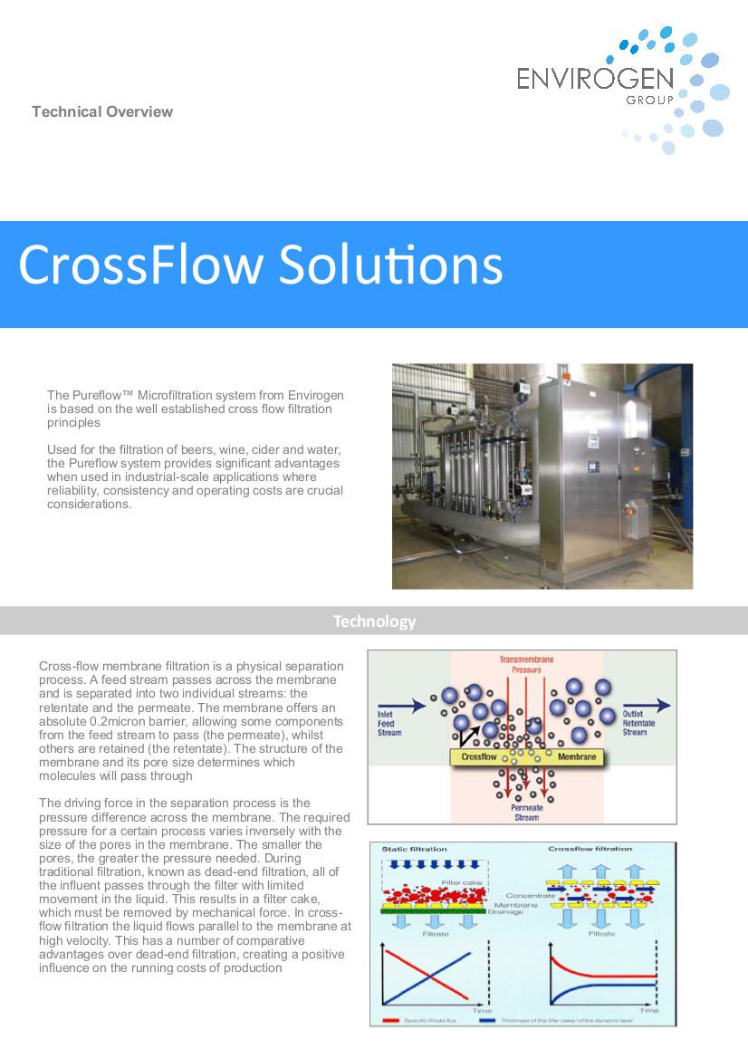 Crossflow Technology - New