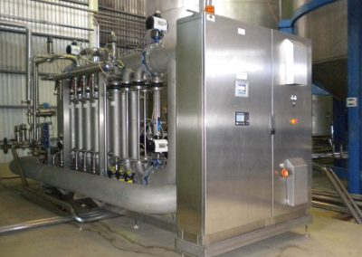 J. Wray & Nephew's Jamaican winery invest in crossflow microfiltration and diafiltration technology to improve process efficiency and reduce effluent waste streams