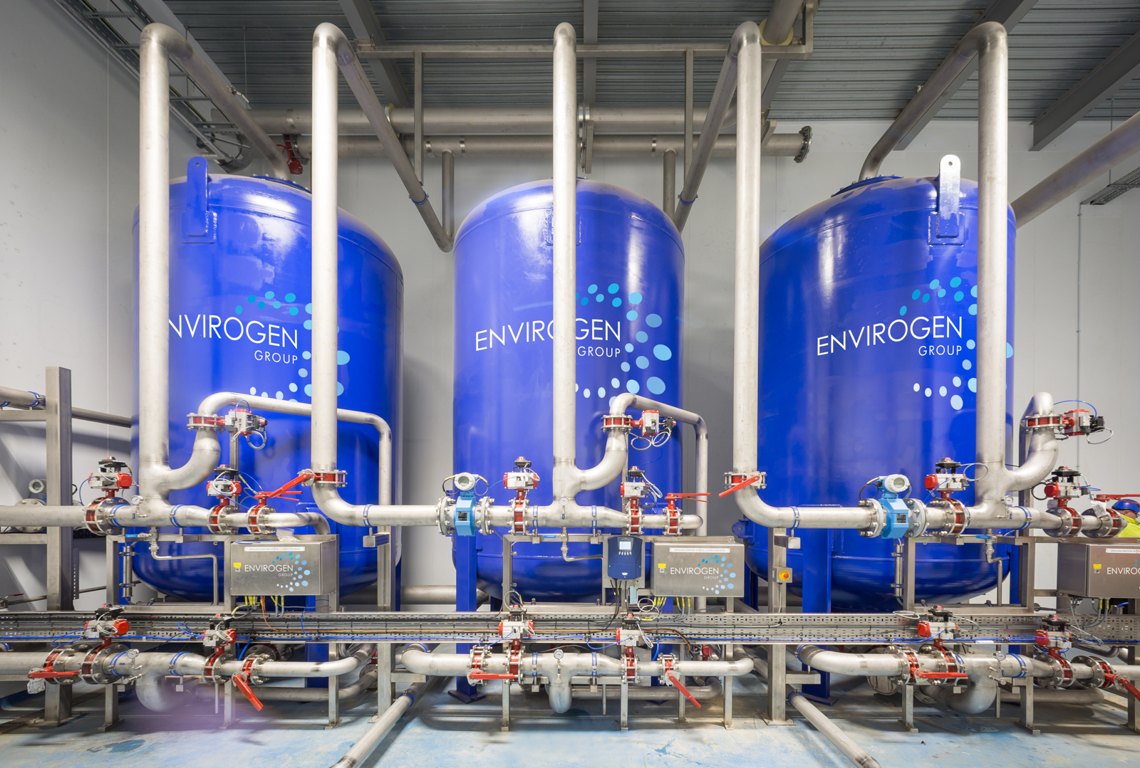 water purification solutions