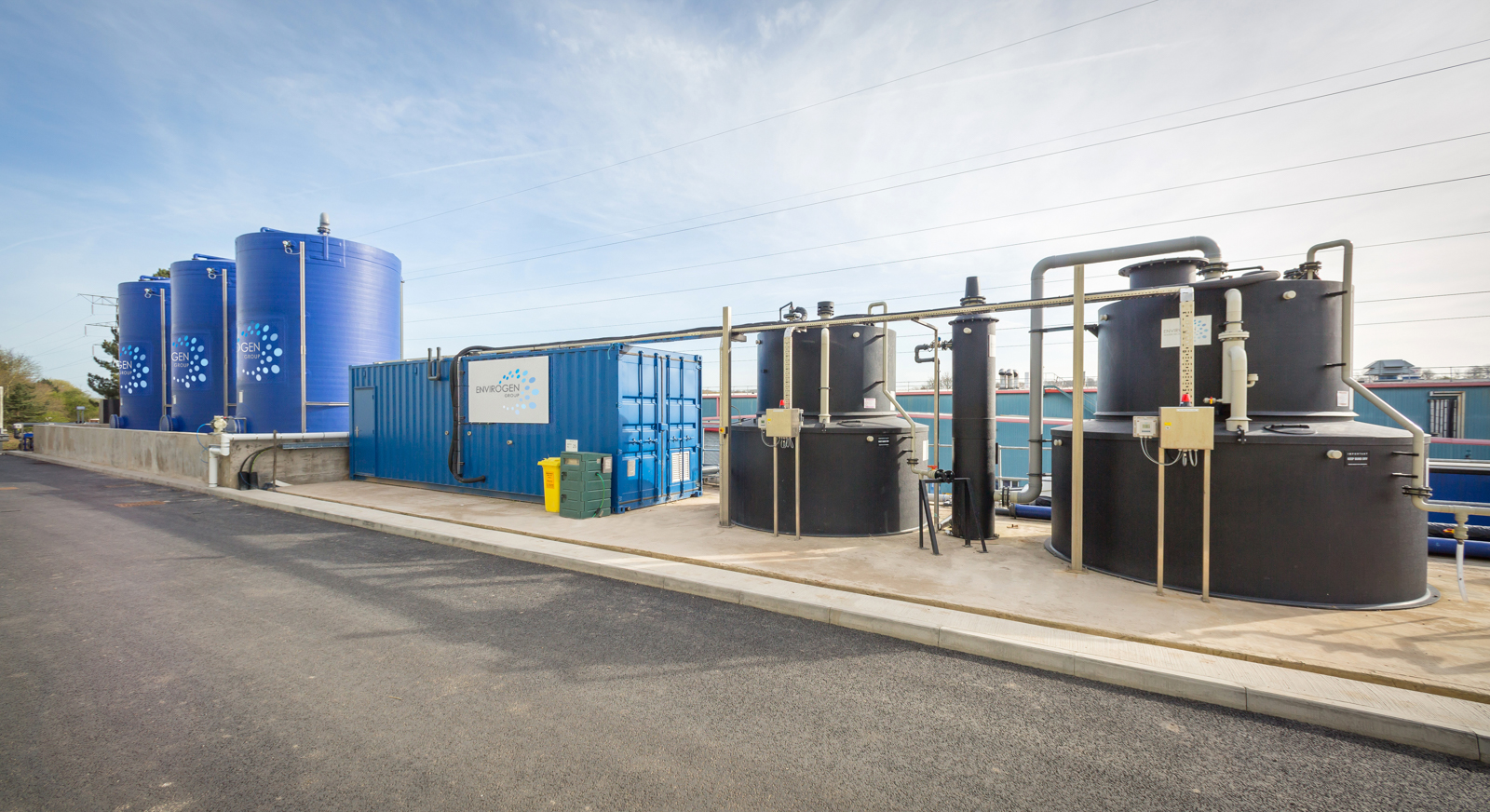 water purification solutions from Envirogen