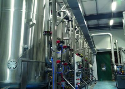 Innovative water treatment solution triples production capability at Britvic Leeds