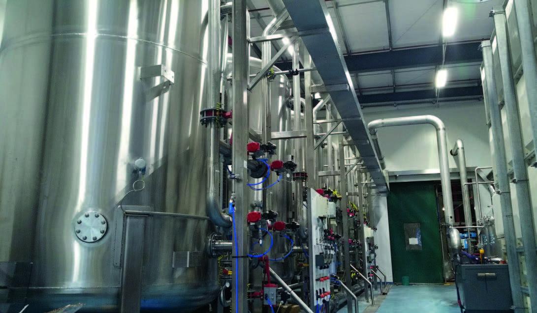 water treatment solution from Envirogen