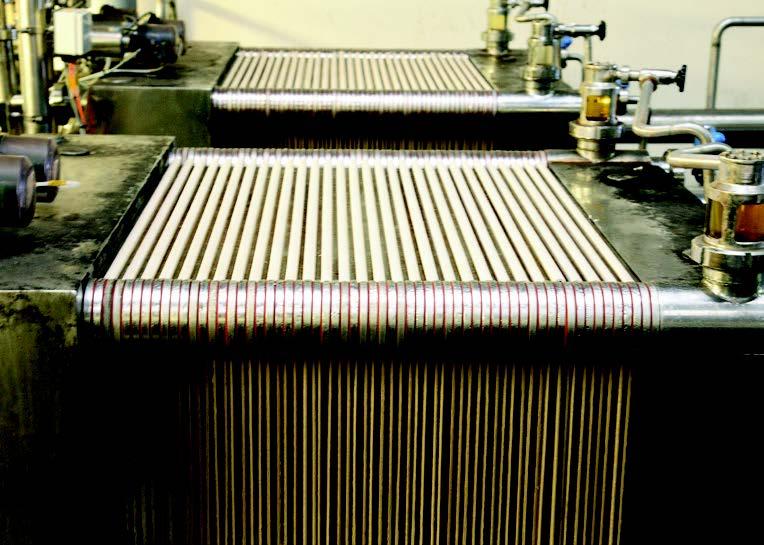 crossflow microfiltration system