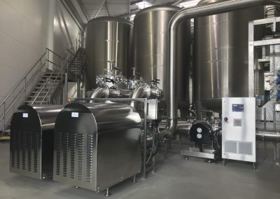 Bespoke soft drink production system that match a unique set of requirements