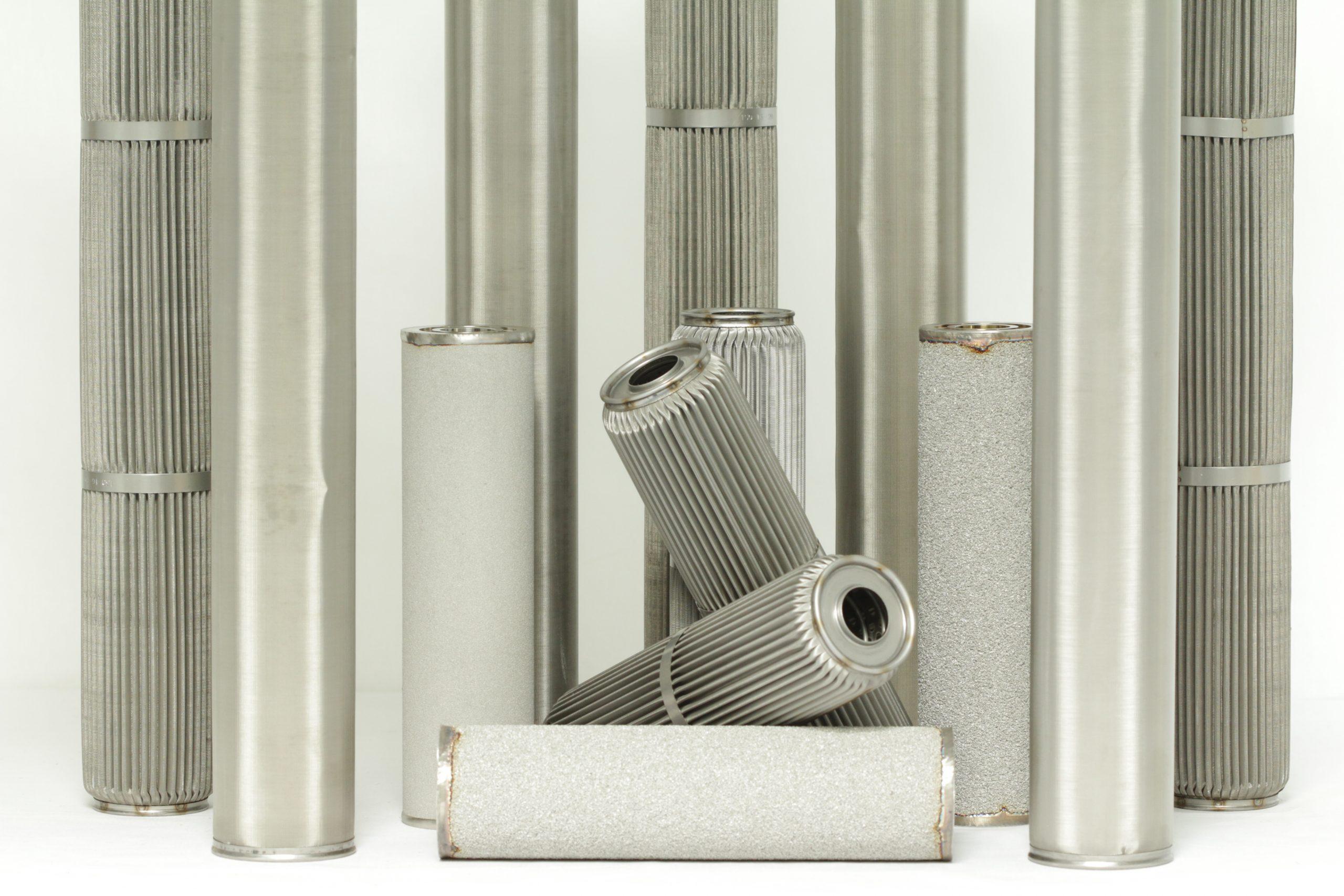 metal cartridge filters