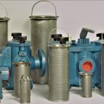 Strainers for process filtration