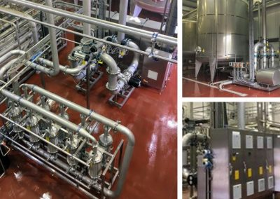 Process water treatment plant keeps the drinks flowing at the largest soft beverage plant in Europe