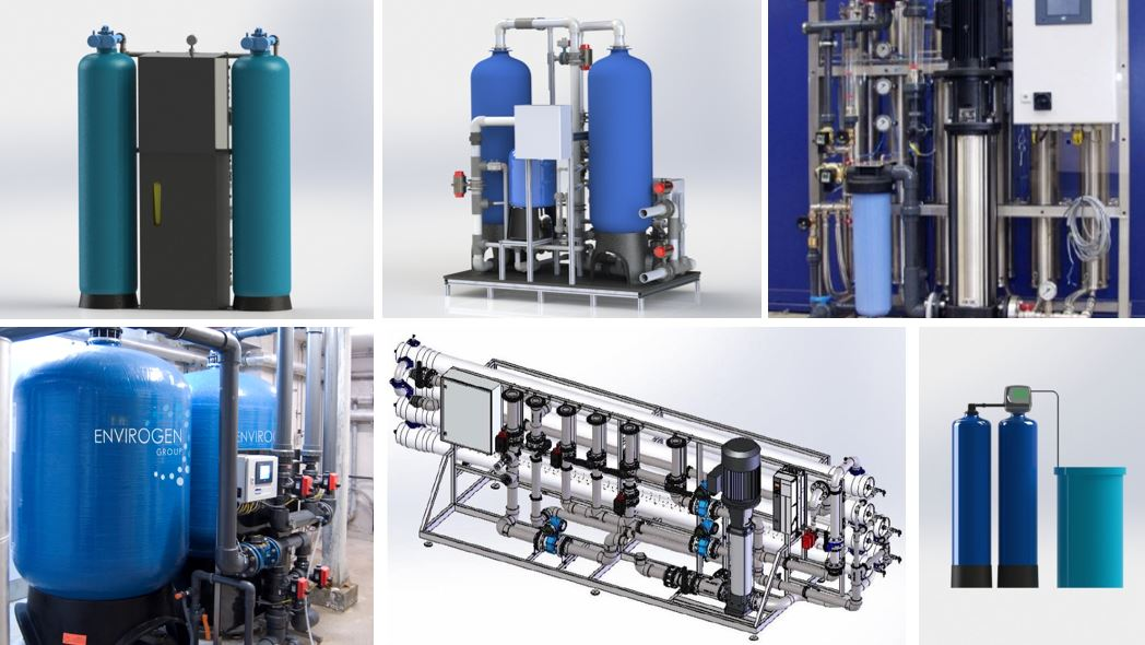 New EcoRange – Complete modular water treatment plant technology to help you combat growing costs