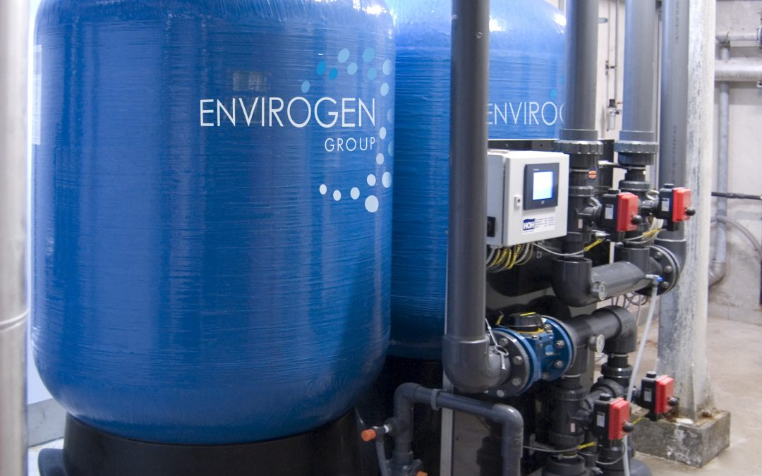 Innovative water softener tackles process water treatment sustainability targets for Molson Coors biggest brewery