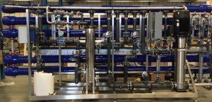 Reverse Osmosis Water Treatment at Honda at Honda