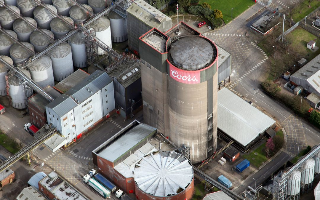 Taking a holistic approach to their water treatment system cuts water waste by 40% and electricity use by 35% for Molson Coors