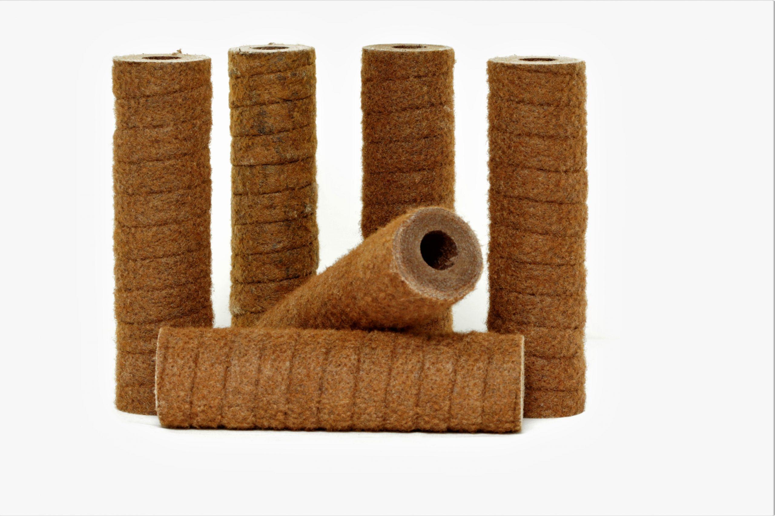 alternatives to resin-bonded filter cartridges