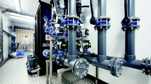 Wastewater recovery for Britvic Beckton through Water Recovery Plant