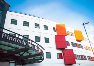 Small and flexible, modular RO system delivers benefits for Pinderfields Hospital