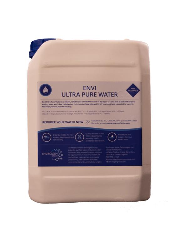 Envi Ultra Pure Water 5L