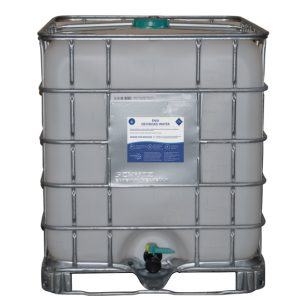 Envi Deionised Water IBC