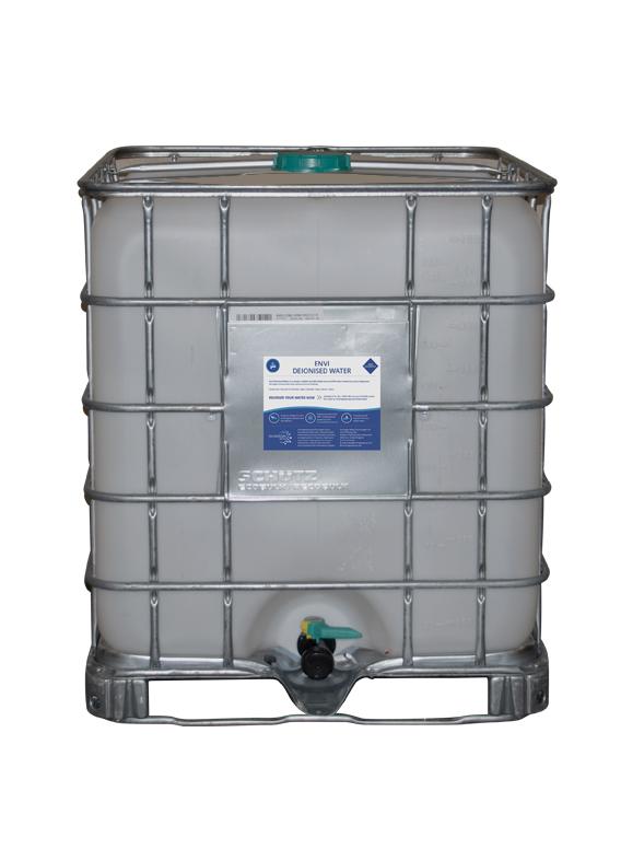 Envi Deionised Water IBC