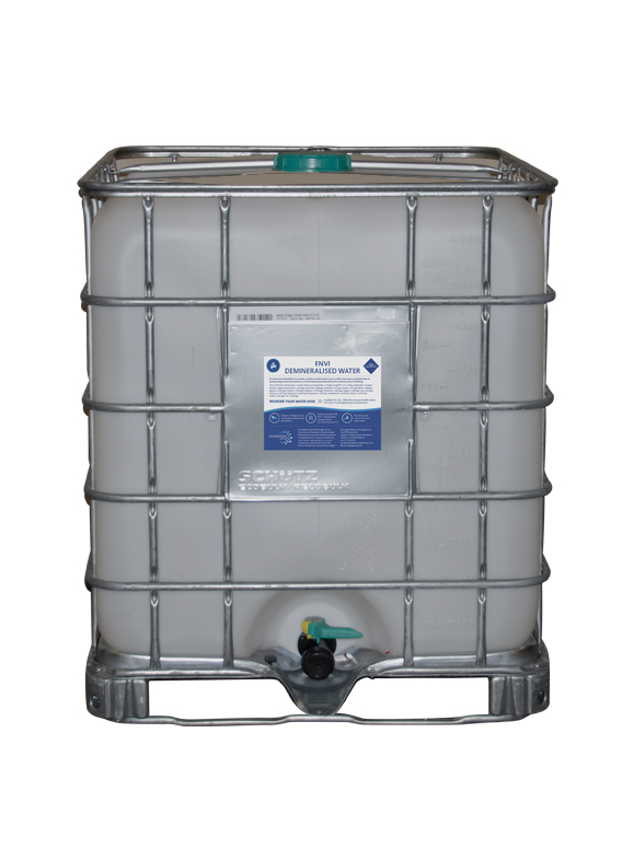 Envi Demineralised Water IBC