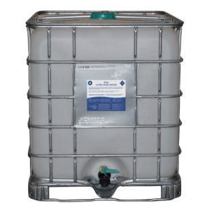 Envi Ultra Pure Water IBC