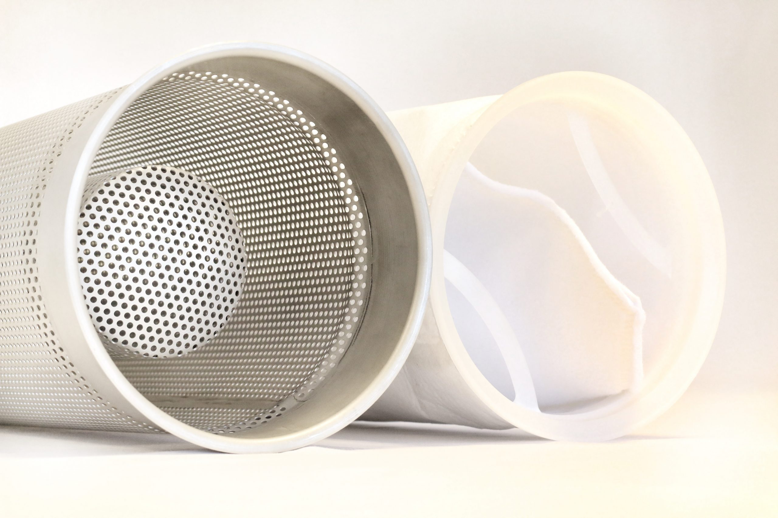 high capacity filterzakken