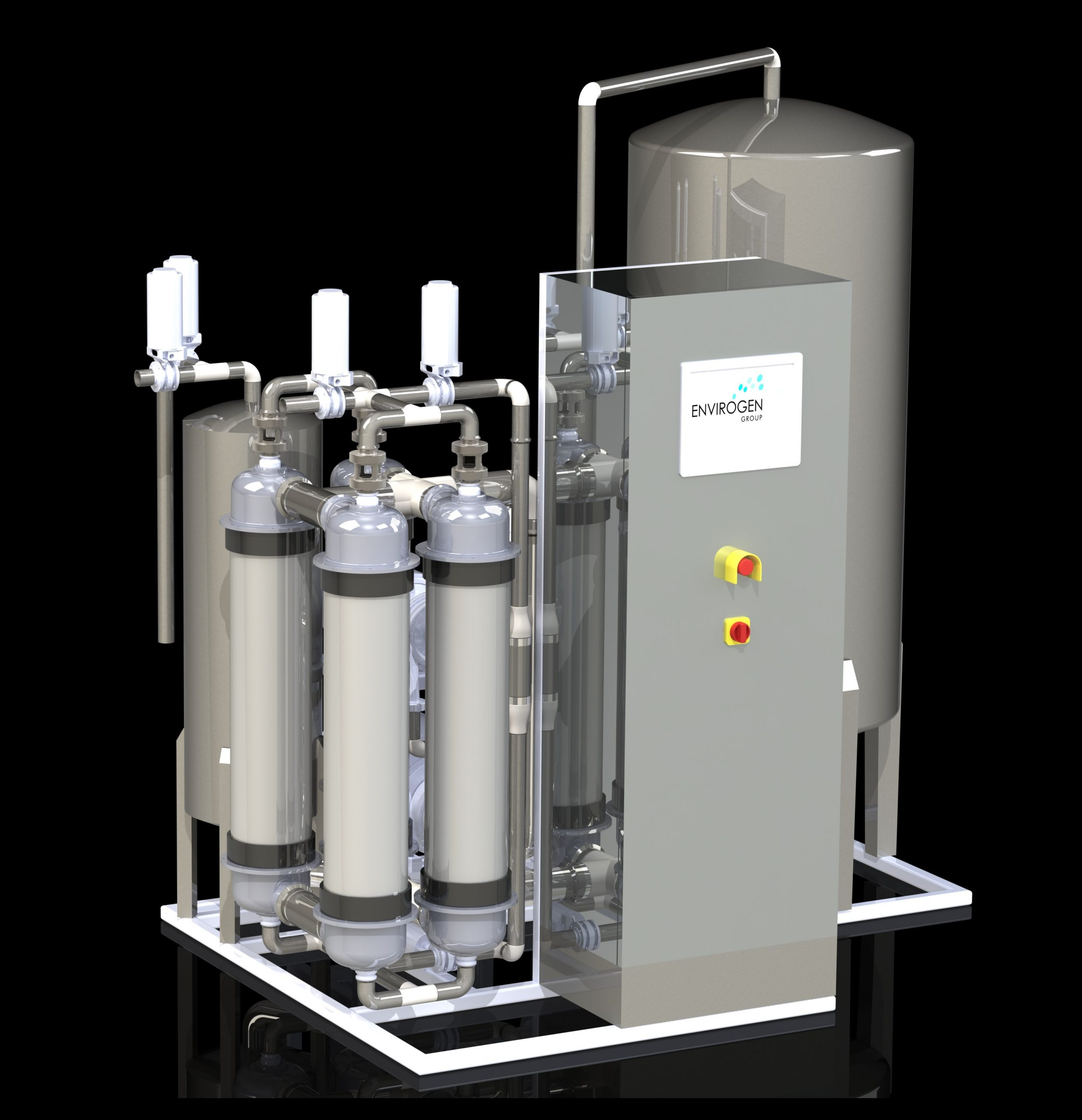 PureSep MF membrane filtration solution