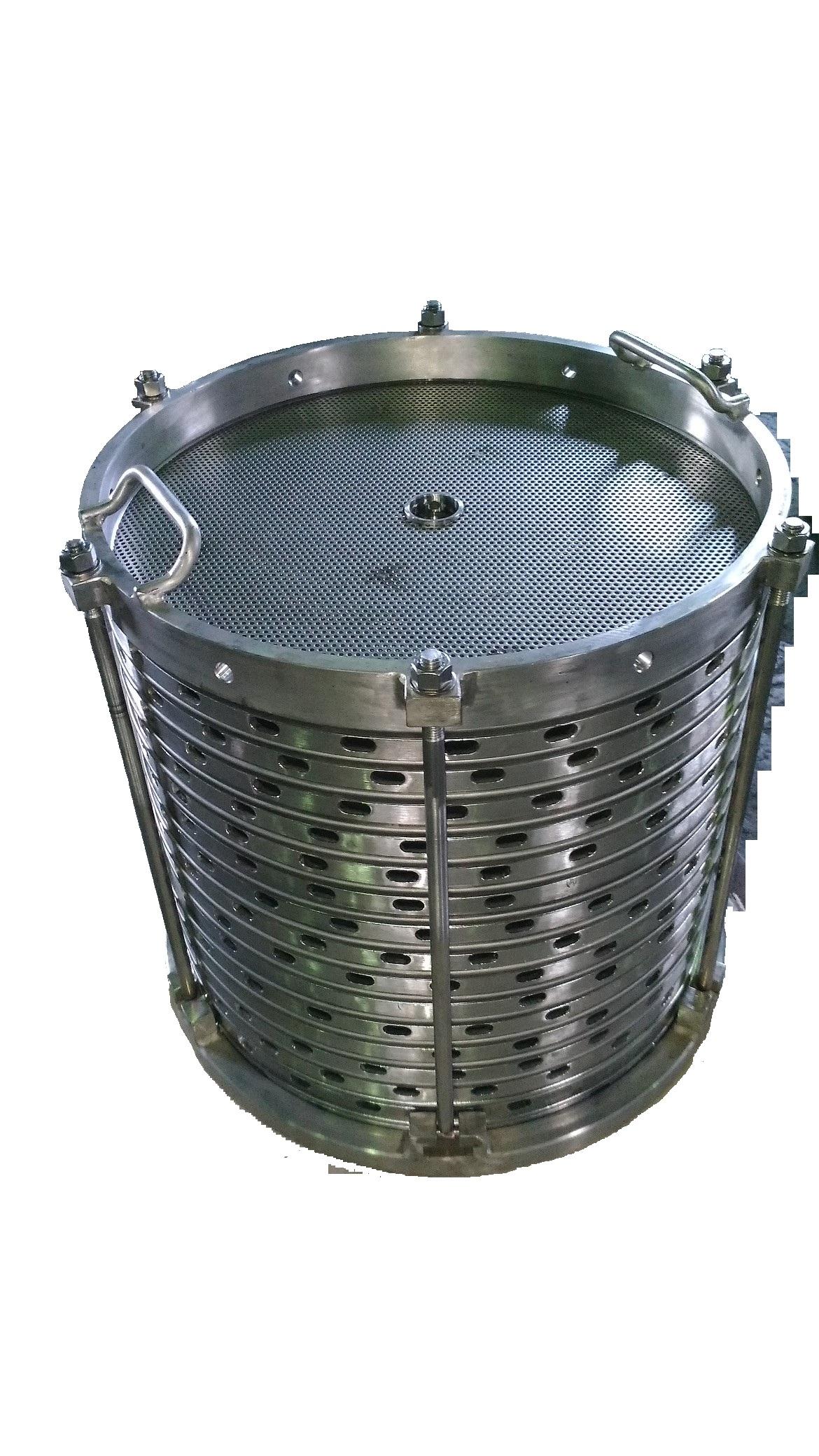 Horizontal Envi Scavenger sparkler filter