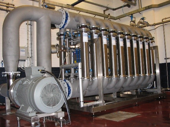PureFlow membrane filtration system