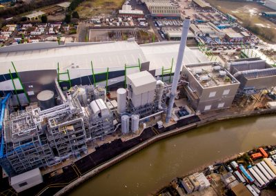 Demin water helps stop 240,000 tonnes of waste reaching landfill in Hull, UK