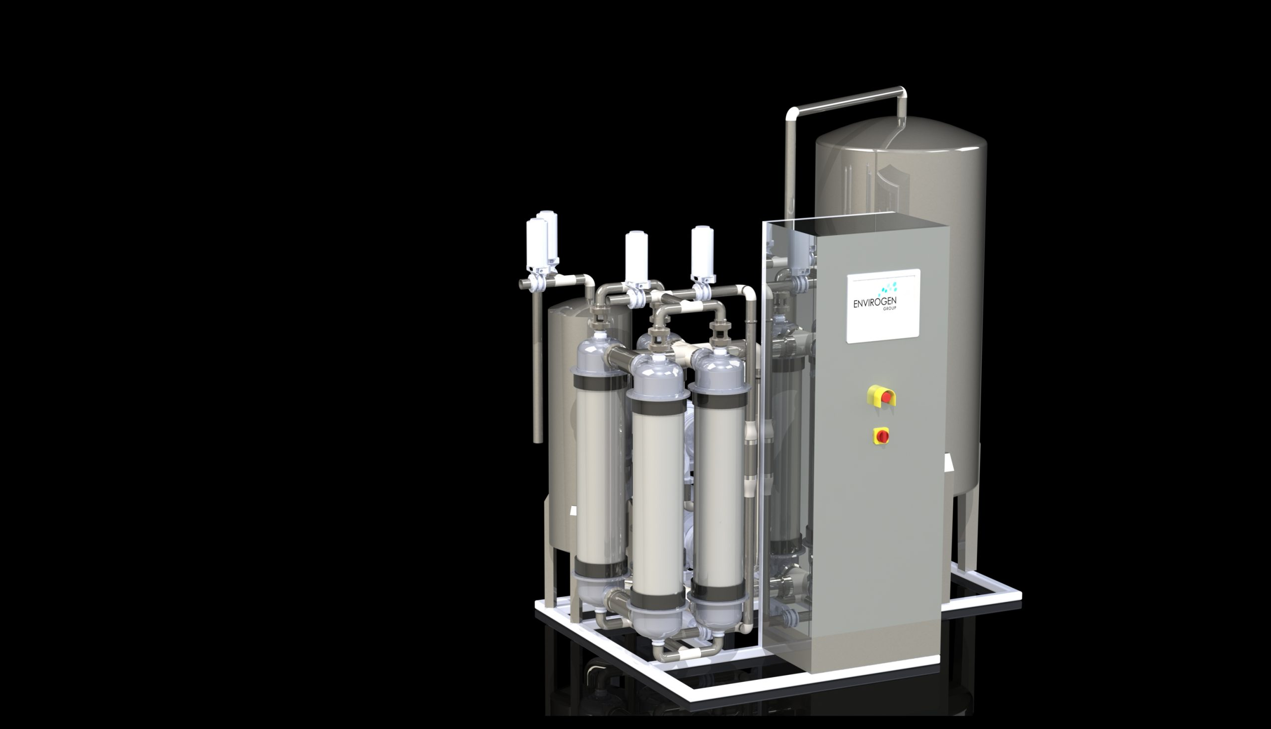 beer clarification system PureSep MF