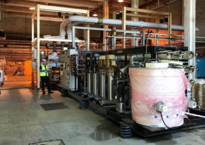 Ultra-pure water systems project helps drive Plessey microLED development