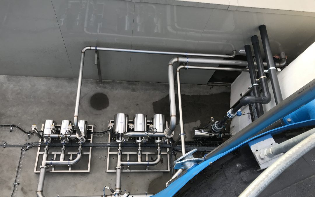 Envirogen saves water and energy for leading UK food manufacturer with borehole water treatment plant
