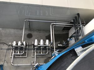 Borehole Water Treatment Plant - Selby