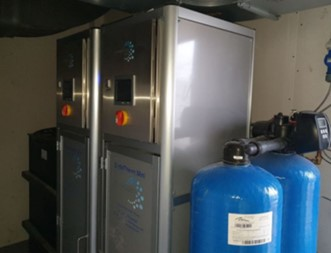 Duplex EndoTherm 500 Mini reverse osmosis system