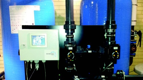 Marstons EcoSave duplex water softener