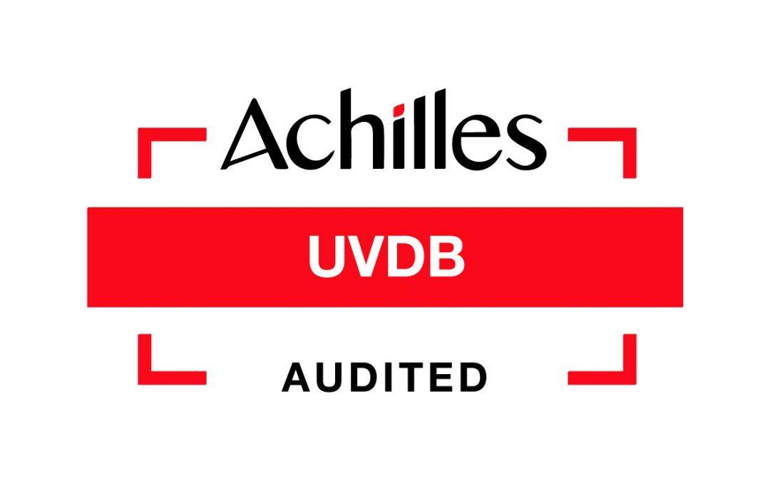 Achilles UVDB accreditation success for Envirogen Group