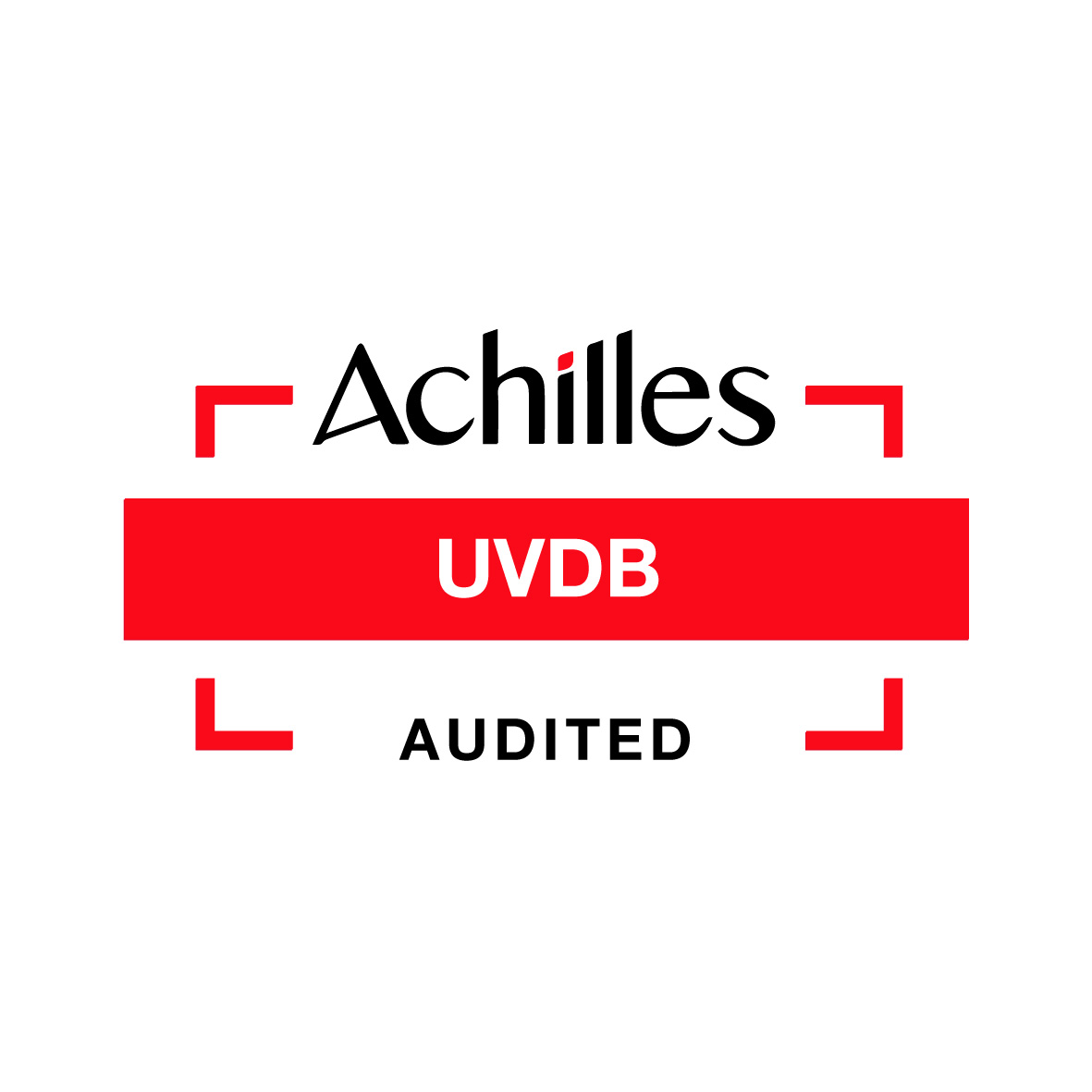 Achilles UVDB Audited logo