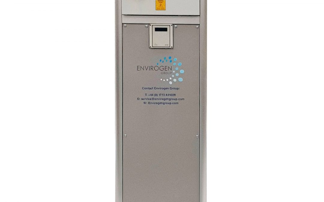EcoRO Compact – compact reverse osmosis system launched in the UK and Europe