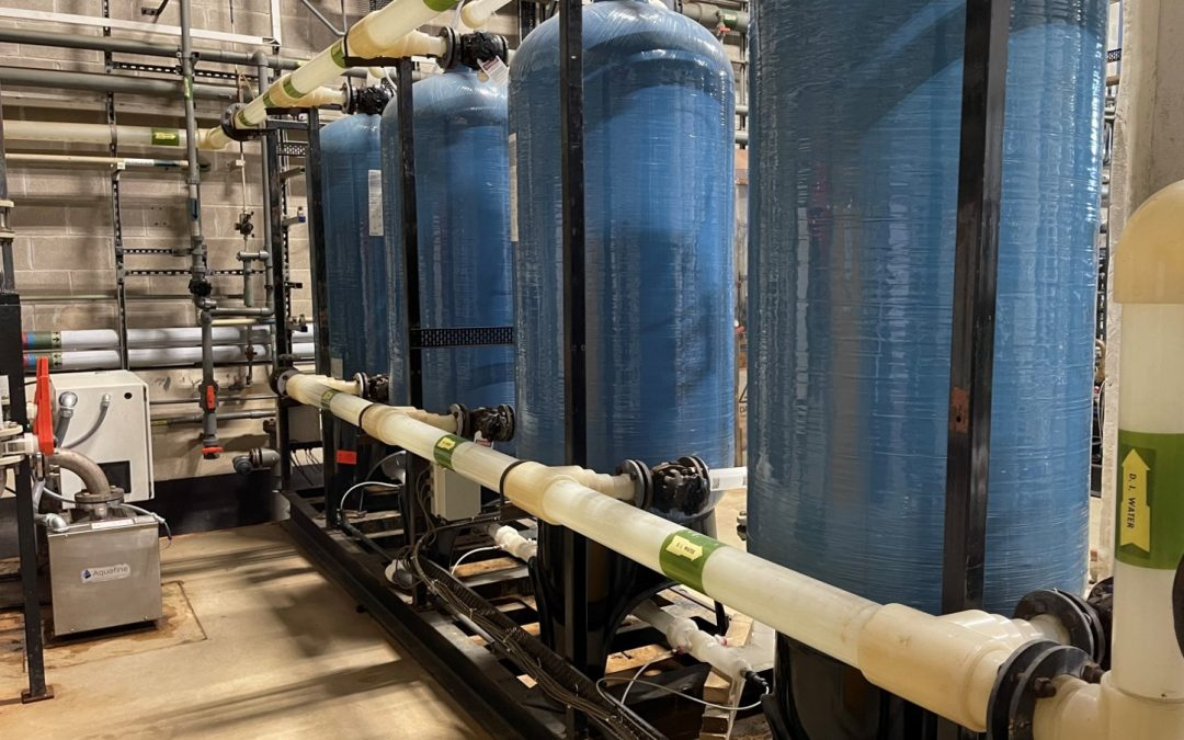Process filtration and water treatment plant refurbishment – all the benefits of a new installation without large CapEx investment