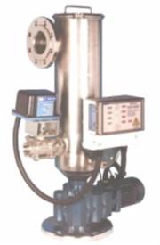 Filtro automatico a pale rotanti tipo S4 / filtro autopulente