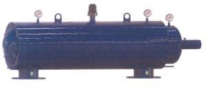 Hydraulic screen filter (horizontal)