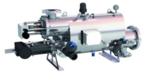 UV self-cleaning filter