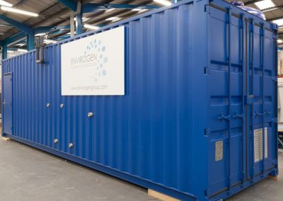 Containerised water treatment plant drives innovation for large beverage manufacturer